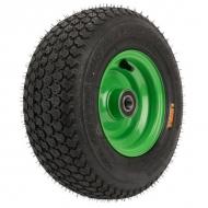 ET38789 Przednie koło,13 cali zielony
