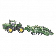 S01856 Traktor John Deere 9360 z Amazone Centaur, SIKU