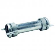 5376KF73400 Złącze dźwigniowe podwójne KDMT, 5 cal., 133 mm, Perrot 5'