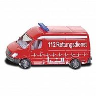 199100805 Ambulans, SIKU