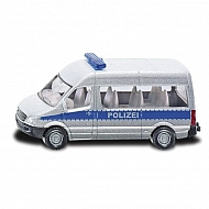 199100804 Van policyjny, SIKU