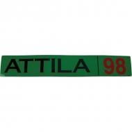 ET13254 Naklejka attila 98