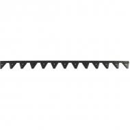 2650180 Nóż dolny 1,37m 18 ostrzy ESM