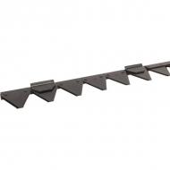 2590650 Nóż koszący z zębami 1,30 m ESM