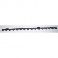 2570510 Nóż koszący z zębami 1,22 m ESM