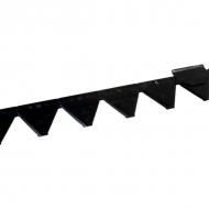 2591100 Nóż koszący z zębami 1,45 m ESM