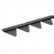 2590500 Nóż koszący z zębami 1,30 m ESM