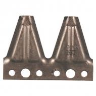3441231AD Podwójne ostrze 2 mm gładkie ESM