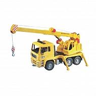 U02754 Ciężarówka MAN dźwig