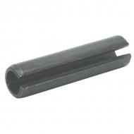 14811065 Kołek sprężysty czarny Kramp, 10 x 65 mm