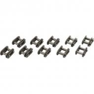 12B1CLGP Zamek łańcucha, 3/4 x 7/16 10 sztuk 12B1