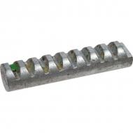AGW30437 Listwa zębata 30mm