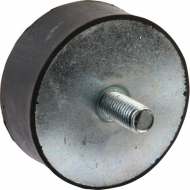 AGW30689 Odbojnik metalowo-gumowy