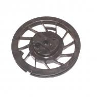 AGW415146 Koło linowe czarne