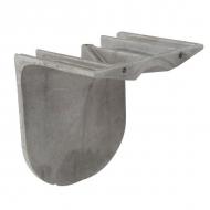E6909900 Element spiętrzający aluminiowy