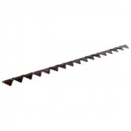 110421211KR Nóż koszący z zębami 1,30 m Reform