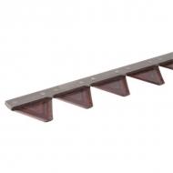 110422210KR Nóż koszący z zębami 1,45 m Reform