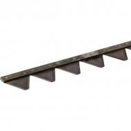 M115KR Nóż górny 1,30m 17 ostrzy Reform
