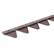 1008408KR Nóż koszący z zębami 1,75 m Aebi