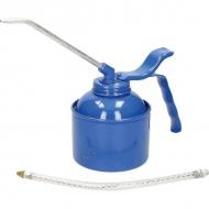 FP05224 Olejarka z pompką niebieska Pressol, 350 ml