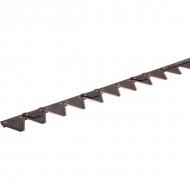 110423206KR Nóż koszący z zębami 1,60 m Reform