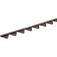 1007994KR Nóż koszący z zębami 1,90 m Aebi