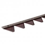 1008149KR Nóż koszący z zębami 1,45 m Aebi