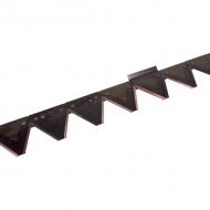 FG211400KR Nóż koszący z zębami 1,22 m Vogel & Noot