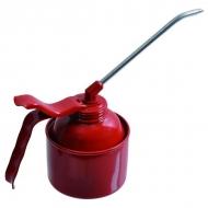 FP05114 Oliwiarka metalowa czerwona Pressol, 350 ml