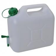 JK8505 Kanister plastikowy z kranem, 5 l
