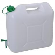 JK8515 Kanister plastikowy z kranem, 15 l