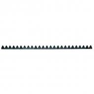 253382KR Nóż koszący z zębami 1,90 m Rapid