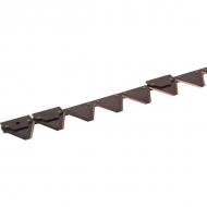1007995KR Nóż koszący z zębami 1,90 m Aebi
