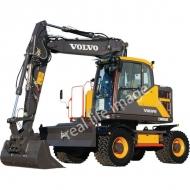 AT3200101 Volvo EWR 150E excavator