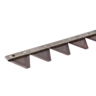 M216KR Nóż koszący z zębami 1,37 m Agria