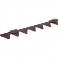 2570520KR Nóż koszący z zębami 1,37 m Agria