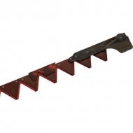 1145KR Nóż koszący, zęby na dole 5 1/2F