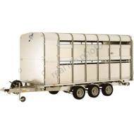 B40710A1 Przyczepa do transportu bydła Ifor Williams