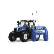 1994TM42601 Traktor zdalnie sterowany Big Farm New Holland T6070