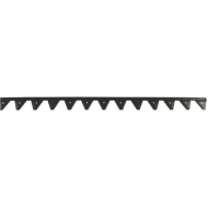 2657360 Nóż dolny 1,70m 25 ostrzy Bidux