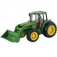 1994TM42425 Traktor Big Farm John Deere 6830 z bliźniaczymi oponami i ładowaczem