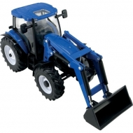 B43148A1 Traktor New Holland T6.180 z ładowaczem czołowym