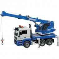 U03770 Samochód ciężarowy z dźwigiem MAN TGS