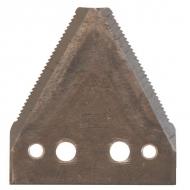 3440131 Nóż ESM 2,5 mm, z zębami