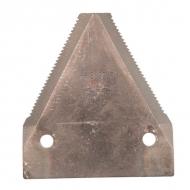 0006113160KR Nożyk kosy, 2.8 mm, dolnoryflowany
