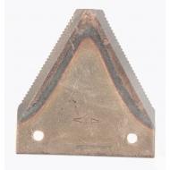 RS7500RN Ostrze noża, z zębami Rasspe