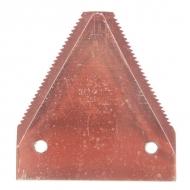 340443003Z Ostrze noża, zęby na dole 2 mm