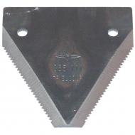 80365111N Ostrze noża, zęby na dole NH
