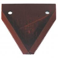 RS7540RN Nożyk kosy dolnoryflowany DIN 80 R
