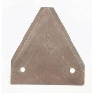 80GL Nożyk kosy gładki, 2 mm